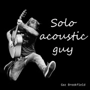 Solo acoustic guy cover